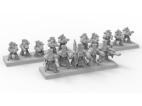 Epic 6mm scale 1000 Sons