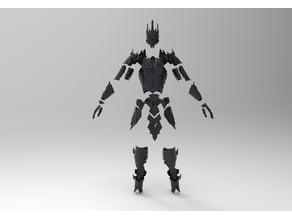 Sauron Armor - Complete