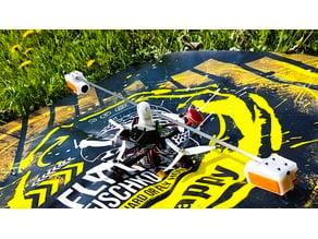 FPV Drone Selfie Stick Spinner for RunCam2