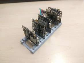 Stand for 10pcs. 36*36mm PCB (FC, VTX, etc...)