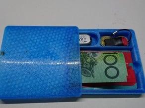 Technician's Wallet (with radio tracker slot)