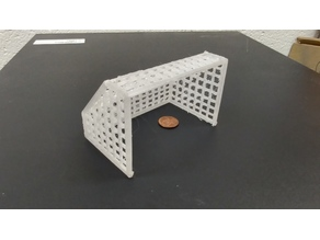 Soccer Goal (no supports required)