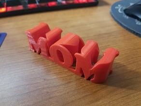 I ❤️ U MOM!