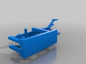hydraulic arm
