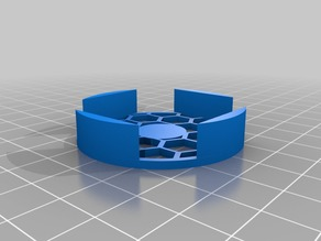 40 mm fan cover without screws
