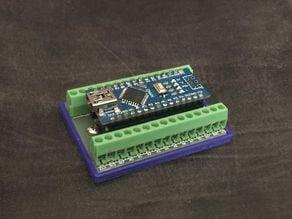 Arduino Nano Breakout Bumper