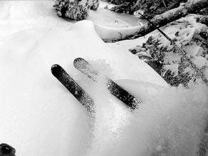 GoPro Skiing Snowboarding Helmet Mount
