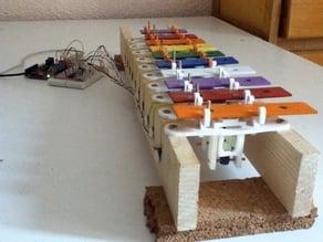 USB Xylophone