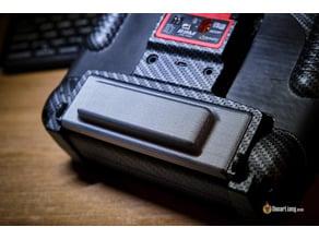 Taranis X9D-Plus Battery Cover for 2S 18650 Holder