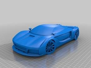 Ferrari Velocita