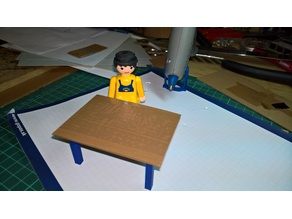 Desk for Igráček dolls