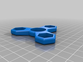My Customized What-the-Hex (pick-a-weight) Fidget Spinner