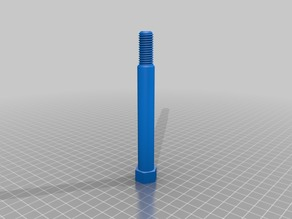 Nut and bolt for Wile's robot