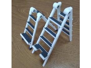 phone holder ladder, new design