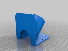 Dust Extraction Port for Router Fence 40mm Version