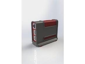 ePIc Pi BladeRunner 2018 ( raspberry pi 2 and 3 case )