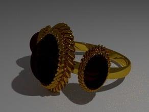 Tribus Cor Leonis Ring