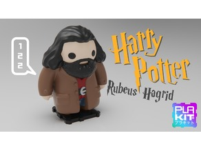 Harry Potter's Rubeus Hagrid