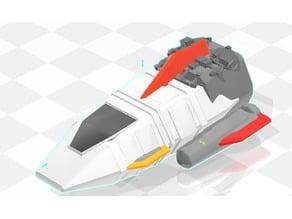Shuttle Spaceship (Endless Sky)