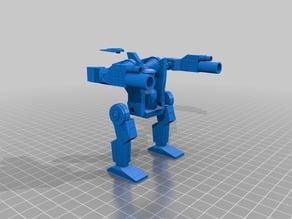 Battletech Jager Mech