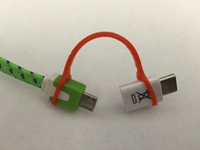 USB Adapter Bungee