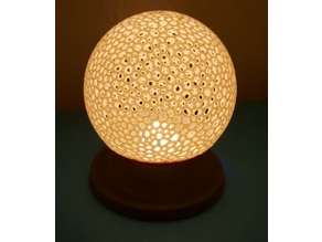 Round Boroni Lamp (Lamp Series of 2-3)