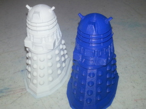 Doctor Who New Series Dalek Body Fixed