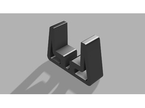 PS4 Slim Vertical support