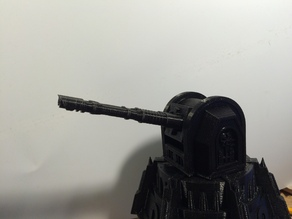 28 mm Dual cannon turret