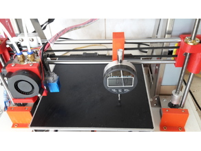 Magnetic Bed Leveling