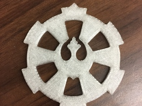 Empire & Rebel Alliance Logo Mashup