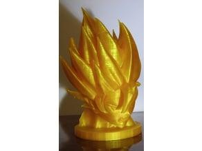 Goku Bust