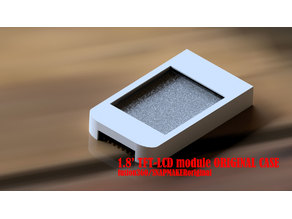 1.8TFT-LCD module ORIGINAL CASE