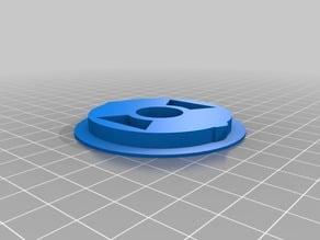 $5 dollar filament holder (Mp Select Mini)