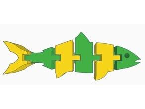 Flexi Fish (Dual Extrusion)