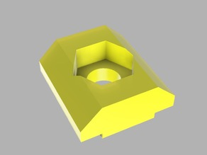 T nut M5 for structural profile 30x30mm