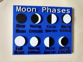 Moon Phases Remix