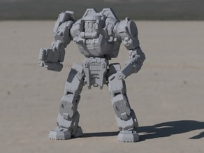 EXE-Prime Executioner for Battletech