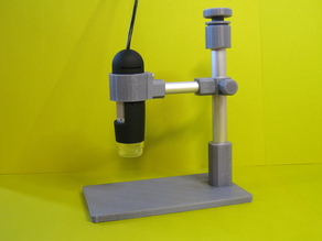 USB Microscope Stand