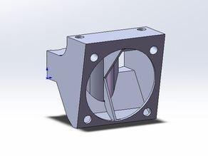 Geeetech G2S Pro Hotend fan duct