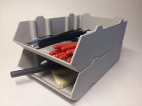 Stack-able Trays