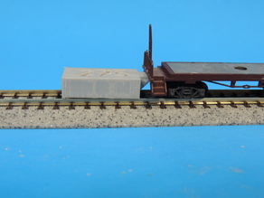 N Scale Body Mount Coupler Height Gauges