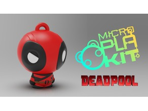 DeadPool (MicroPlaKit Series)