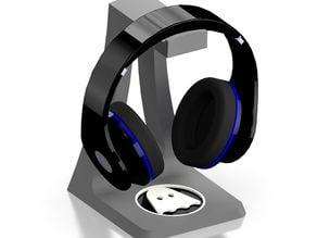 GhostlyVinyl Headphone Stand