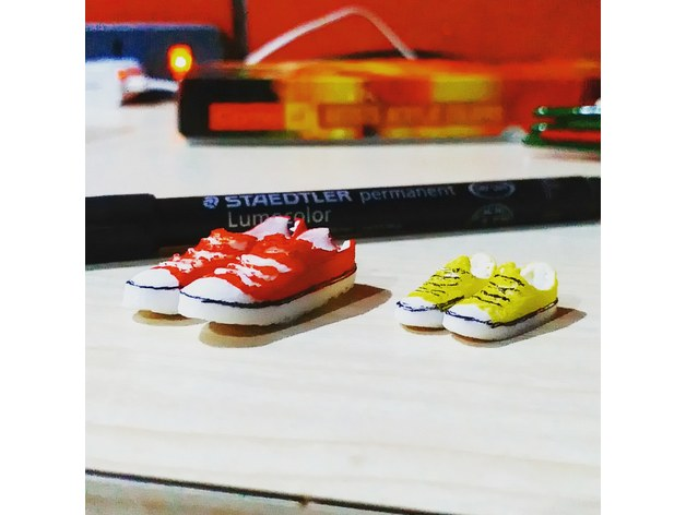 8c9e87208e2a Mini Converse Shoes by anubhav