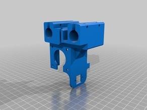Anet A8 Titan Extruder & 3D Touch mount