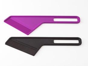 Resin Comb / Scraper