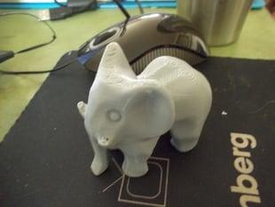 Elephant mini