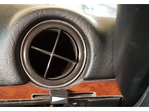 Mercedes SL SLC W107 R107  slider knobs