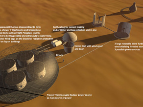 My Mars Base 2